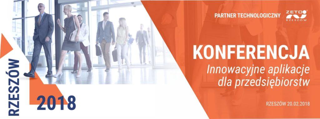 Konferencja Industry 4.0 Rzeszów 20.02.2018